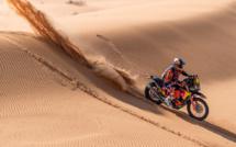 Dakar Moto : En lice pour la victoire Toby Price se blesse et abandonne