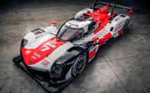Le Mans: Toyota lance sa GR010 HYBRID Le Mans Hypercar,