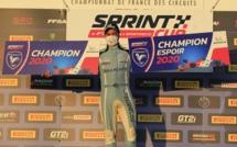 Sprint Cup Funyo : Marc Antoine Dannielou, le champion 2020