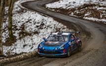 Alpine réussit son retour au Monte-Carlo