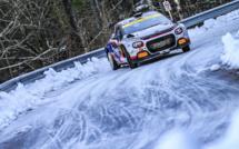 WRC3 : Rossel et Fulcrand s'imposent avec Citroën au Monté-Carlo