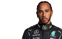 F1 : Lewis Hamilton signe pour un an de plus avec Mercedes