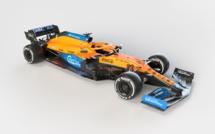 F1 : McLaren présente la MCL35M