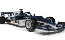F1 : Alpha Tauri présente la AT02