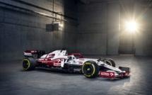 F1 : Sauber présente la C41