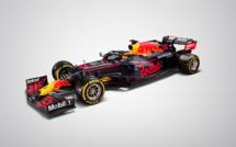 F1 : RedBull présente la RB16B
