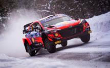 WRC 2021 : Rallye Artic Finlande