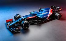 F1 : Alpine et le défi bleu