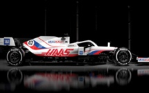 F1 : Haas dévoile ses couleurs