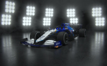 F1 : Williams présente sa FW43B