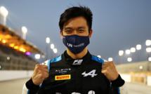 FIA F2 : Bahrein, course 3, victoire de Zhou