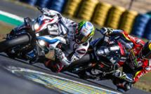 24h du Mans Moto : BMW domine les essais
