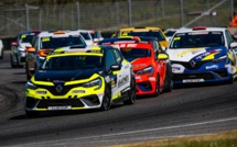 Clio Cup : T2CM, le podium sinon rien