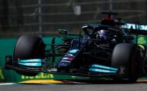 F1 : GP d'Emilie Romagne, Hamilton en pole