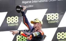 Moto2 : Grand prix du Portugal