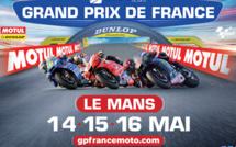 MotoGp : Le Grand prix de France à huit clos