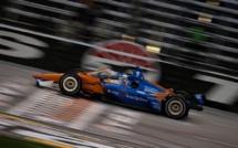 Indycar : Texas course 1, Dixon victorieux