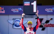 Moto2 2021 : Di Giannantonio s'impose à Jerez
