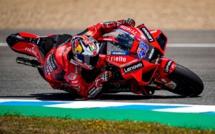 MotoGP 2021 : Doublé Ducati au Grand prix d'Espagne