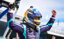 Indycar : Indianapolis, Grosjean en pole position