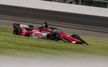Indycar : Indianapolis, victoire de Veekay