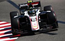 FIA F2 : Monaco, course 3, Victoire de Pourchaire