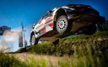 WRC : Evans prend sa revanche au rallye du Portugal