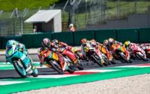 Moto 3 : Victoire Foggia dans la douleur au Mugello