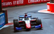 FIA F2 : Bakou, course 1, victoire de Shwartzman