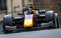 FIA F2 : Bakou, course 3, Vips vainqueur