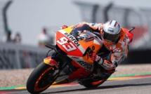 MotoGp : Marc Marquez gagne en Allemagne
