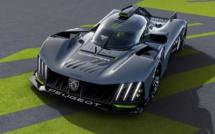 24h du Mans : Peugeot dévoile sa 9X8 Hypercar