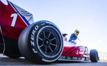 FIA F2 : Silverstone, course 1, victoire de Shwartzman