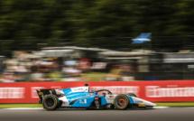 FIA F2 : Silverstone, course 2, victoire de Verschoor
