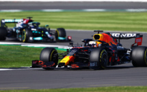 F1 : GP de Grande-Bretagne, Verstappen remporte la qualification sprint