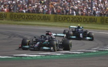 F1 : GP de Grande-Bretagne, victoire de Hamilton
