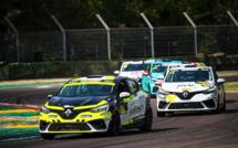 Clio Cup : Imola, nouveau trophée pour Mickael Carrée