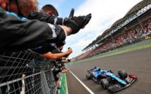 F1 : Un dimanche pas comme les autres pour Alpine