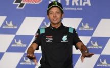 MotoGP : Valentino Rossi annonce sa retraite