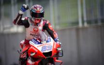 MotoGp : Jorge Martin domine en Styrie