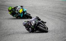 MotoGP : Yamaha suspend Vinales pour le GP d'Autriche