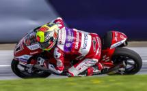 Moto 3 : Sergio Garcia prend sa revanche en Autriche