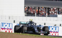 F1 : Le GP du Japon officiellement annulé