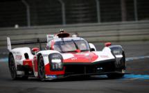 24h du Mans : Toyota en pole