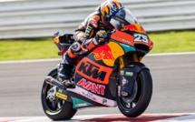 Moto2 : Raul Fernandez poursuit sa remontée sur Gardner