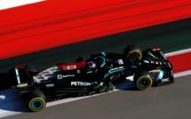 F1 : GP de Russie, victoire de Hamilton