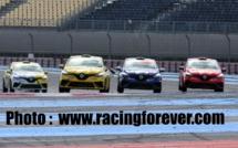 Clio Cup Europe : le résumé du week-end au Paul Ricard.