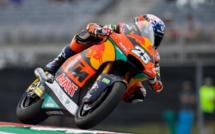 Moto2 : GP des USA, victoire de Raul Fernandez