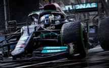 F1 : GP de Turquie, Bottas vainqueur