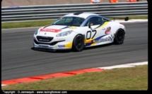 Peugeot RCZ Cup : Lambert en tête à mi-saison